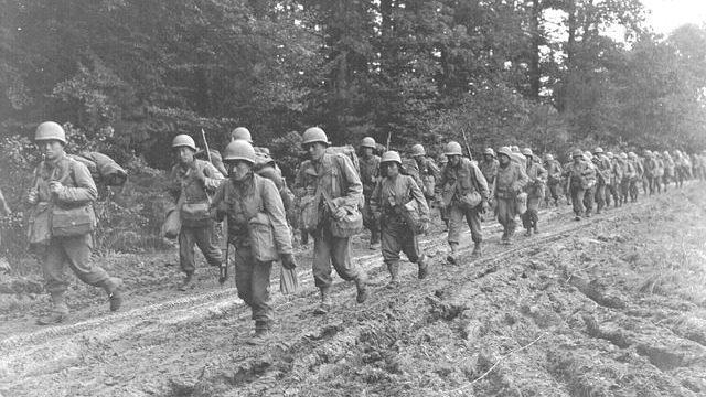 Tweede wereldoorlog 1944 Heemkring Heel