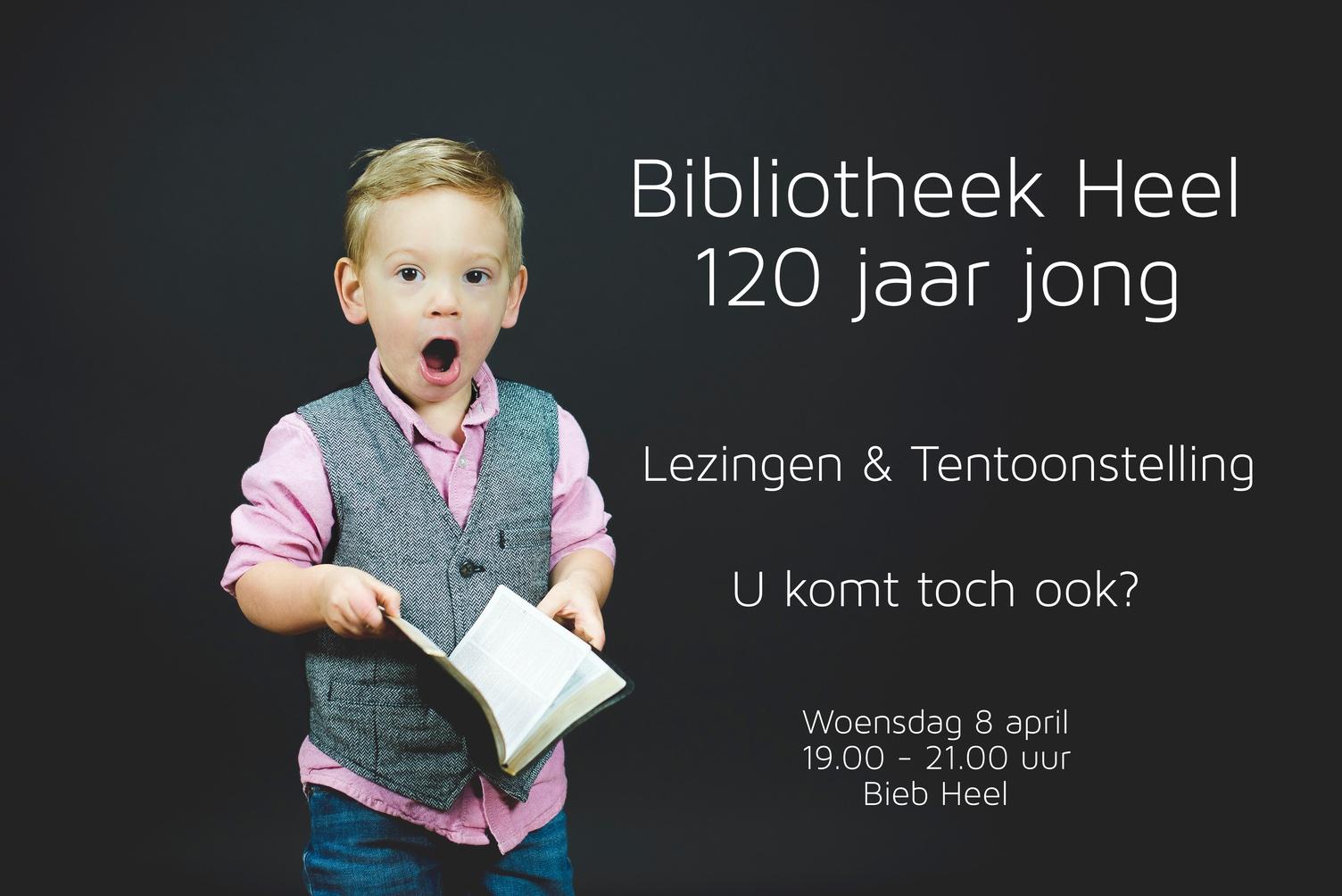 Bieb Heel 120 jaar jong