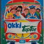 Okki en Taptoe vakantieboek 1
