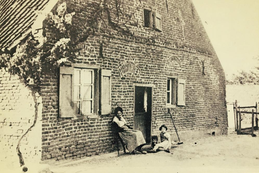 Oud huis Heel