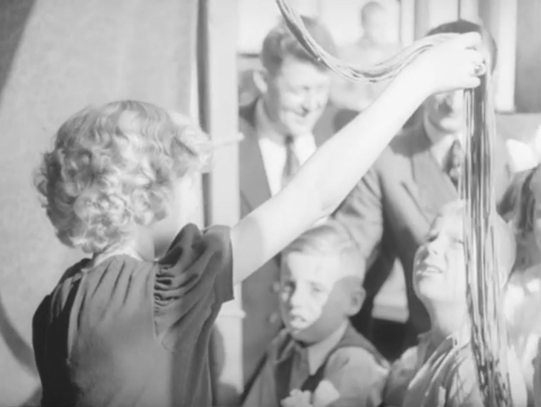 Kermis Heel 1948 Trektent