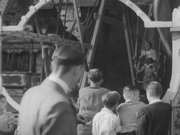 Kermis Heel 1948