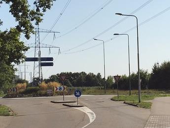 Locatie molen Panheel Heemkring Hee