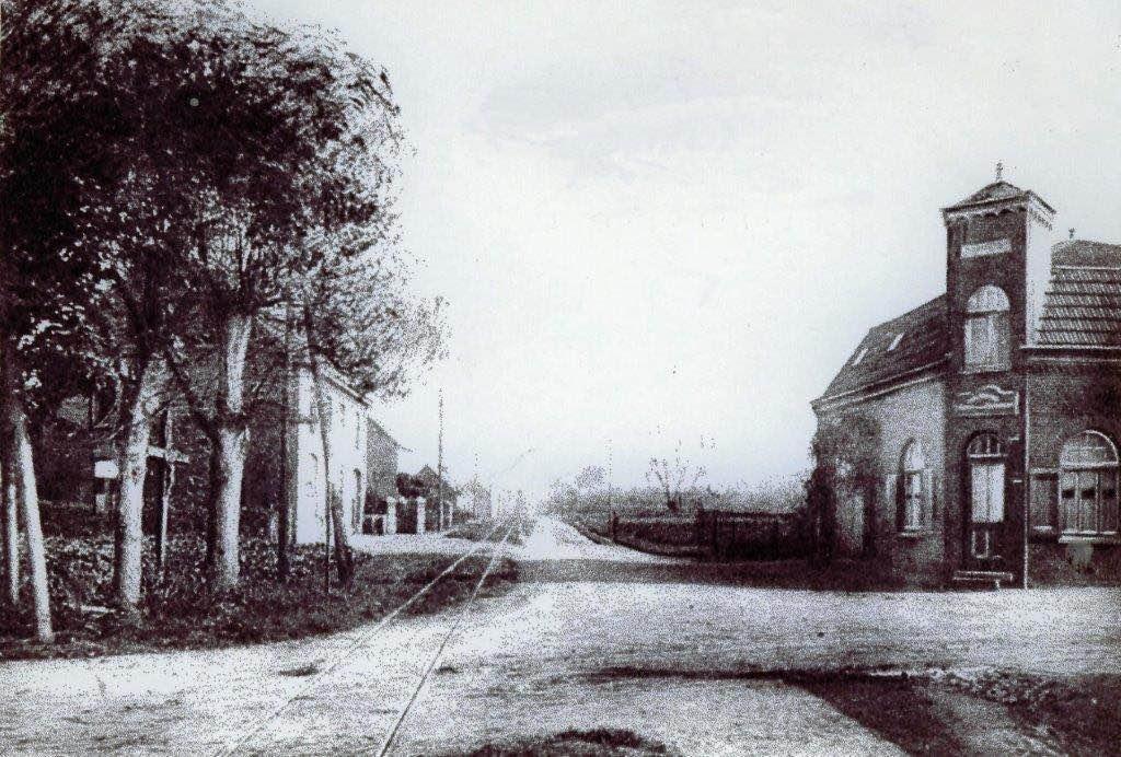 Hagelkruis Daalzicht-Heerbaan 1900 Heemkring Heel