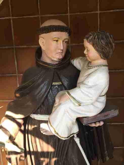 Antonius van Padua in Panheel Heemkring Heel