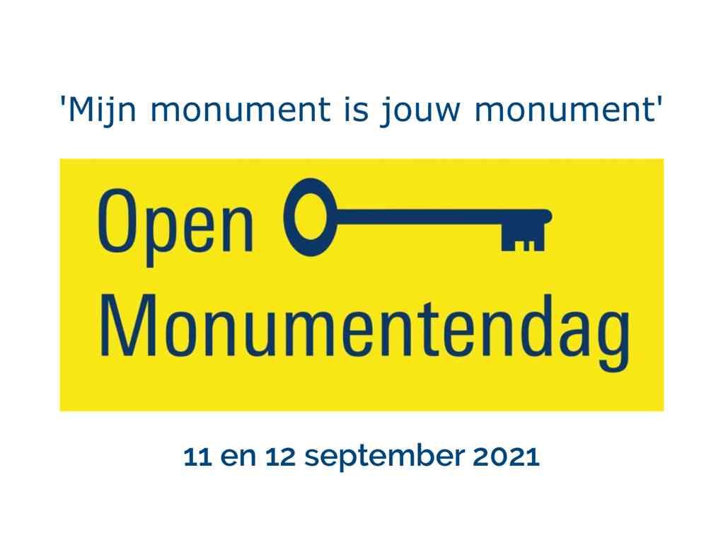 Lees meer over het artikel Monumentendag 2021